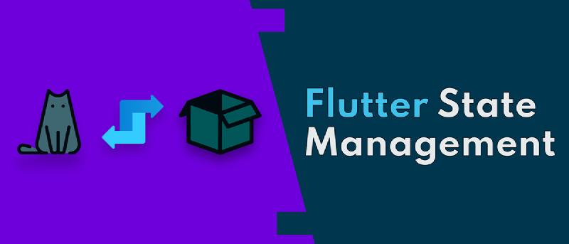 الصورة البارزه لـ State management إيجابيات وسلبيات الأساليب الشائعة في Flutter